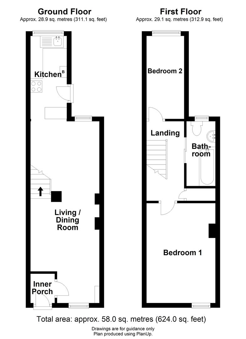 Norfolk Terrace, Cambridge, Cambridge floorplan